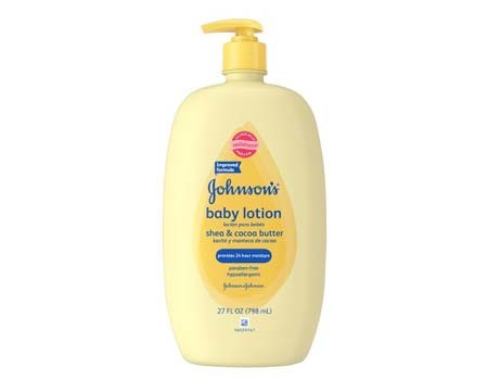 Johnson's Baby Lotion (Shea & Cocoa Butter)