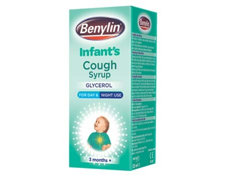 Benylin Infant's Cough Syrup (For Day & Night Use)
