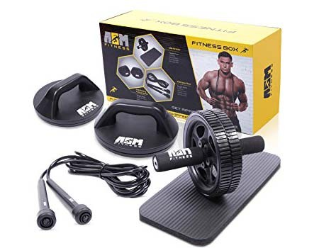 Fitness Box - Home Gym Set