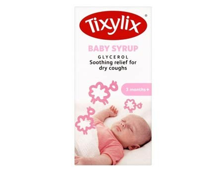 Tixylix Toddler Syrup Glycerol (3 Months-5 Years)