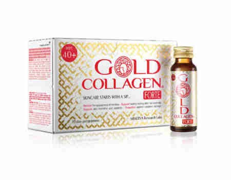 Pure Gold Collagen 40+