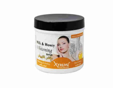 Xtreme Milk and Honey Whitening Body Scrub