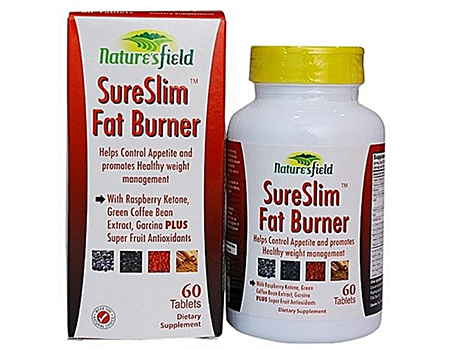 Nature Field Sure Slim Fat Burner