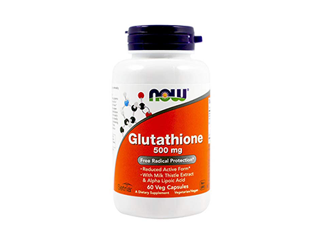 Now Glutathione 500mg