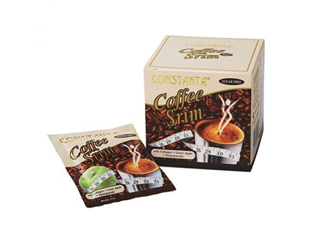 Coffee Srim (Lose weight cofffee with Collagen + Green Apple + Pomegranate)