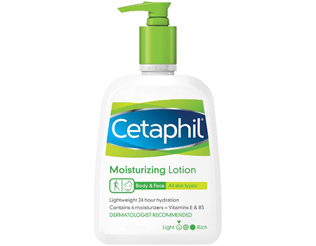 Cetaphil Moisturizing Lotion 473ml