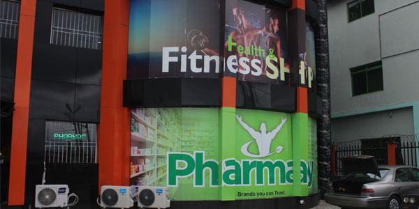HEALTH & FITNESS SHOP CEDAR HOUSE NO 41 AIRPORT ROAD OPP EDJEBA JUNCTION WARRI